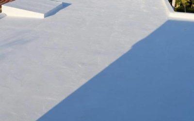 Μόνωση Ταράτσας Light Roof Στο Καπανδρίτι