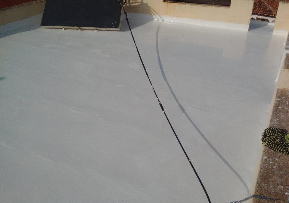 Μόνωση Ταράτσας Light Roof Στην Κόρινθο