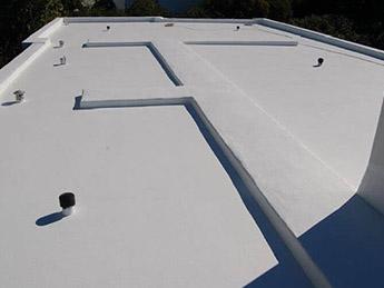 Ελαφριά μόνωση ταράτσας με το σύστημα μονώσεων durosol light roof.