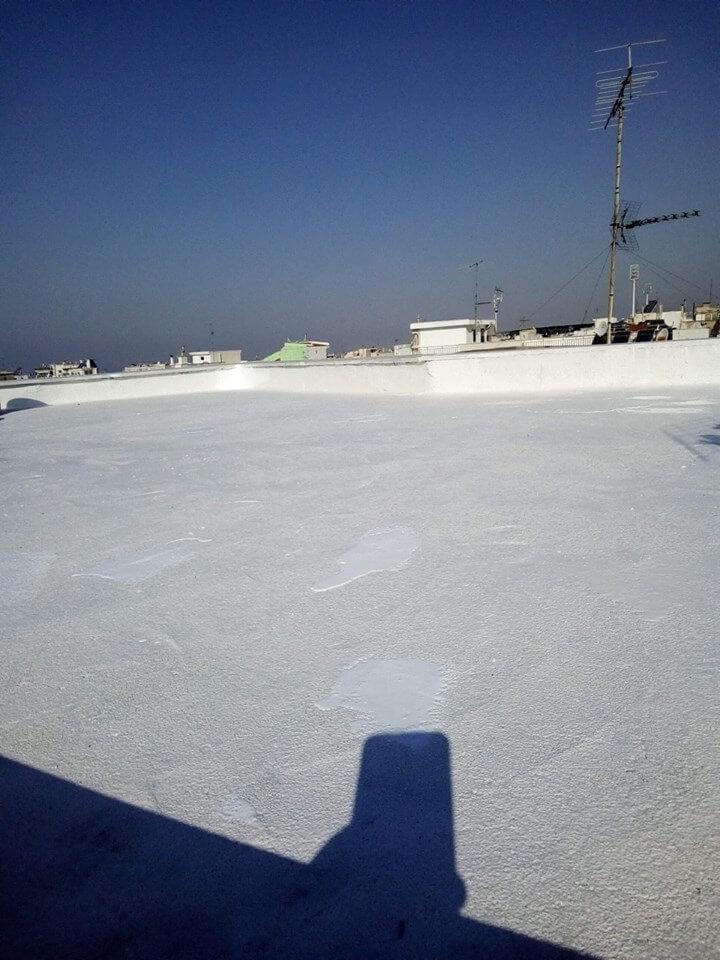 Ελαφριά μόνωση ταράτσας Durosol Light Roof.